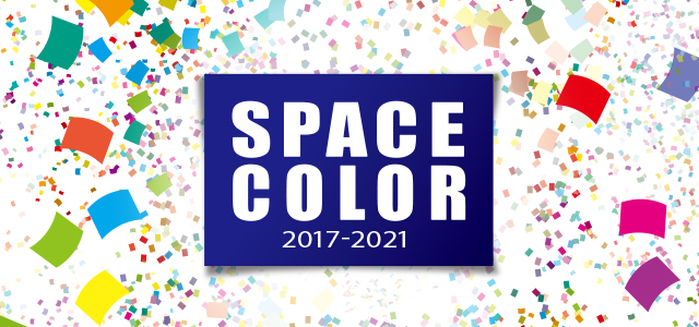 ディスプレイ用経師紙 総合カタログ space color 2017 2021 株式会社